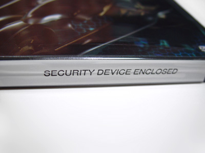 Security Device Enclosed